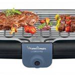 Moulinex BG134812 Barbecue BBQ Électrique Accessimo Table 2100 W Grille amovible de la marque Moulinex image 1 produit