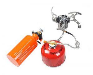 multi-usages Stove Réchaud de cuisson Réchaud de camping Poêle à pétrole Brs-8 de la marque mapleoutdoor image 0 produit