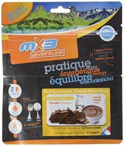 MX3 Adventure Repas lyophilisé crème chocolat de la marque MX3 Adventure image 0 produit