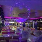 Mystery&Melody Le ballon de Bobo de LED allume des décorations réutilisables de lampes pour des lumières de chaîne lumineuses de fête d'anniversaire de festival (10PCS) de la marque Mystery&Melody image 1 produit