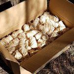 Natural Firelighters 1.3 kg Allume-feu en laine de bois bio 1.3 kg env. 100 pièces. Allume pour cheminée. Idéal pour chauffer la maison de la marque Natural Firelighters image 4 produit