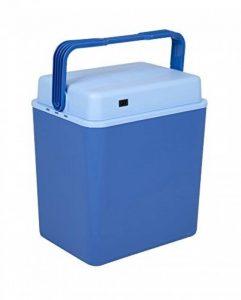 No Label 6702885 Glacière Électrique 12/130 V, Bleu, 30L de la marque No Label image 0 produit
