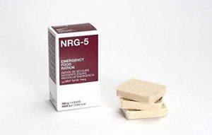 NRG-5 1 paquet de 9 biscuits pour ration de survie 500 g de la marque MFH image 0 produit