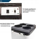 NWYJR Glacière Mini réfrigérateur 12V voiture chauffe-6L frigo électrique portatif réfrigérateur refroidisseur boîte de refroidisseur de la marque NWYJR Glacière image 3 produit