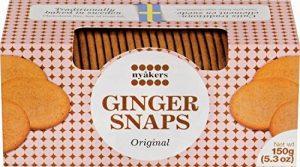 Nyakers - Ginger Snaps - Original - 150g de la marque Nyåkers image 0 produit