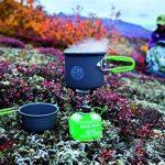 Optimus Crux Lite Réchaud + set de cuisine solo 0.6 l de la marque Optimus image 3 produit