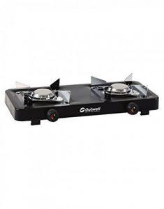 Outwell Appetizer Cuisinière de de 2, Black, One Size de la marque Outwell image 0 produit