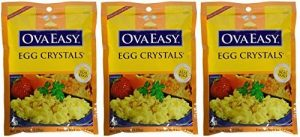 OvaEasy Nutriom, Llc Powdered Whole Egg 128 gr. (4.5 Oz Bag) - [Pack 3] de la marque OvaEasy image 0 produit