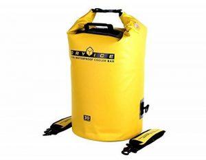 Overboard étanche Ice Cooler Bag–Jaune, Medium/30litre de la marque Overboard image 0 produit