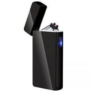 PADGENE Briquet Arc Électrique Allume-Feu Électronique USB Rechargeable Étanche Coupe-Vent Sans Gaz Sans Flamme de la marque PADGENE image 0 produit