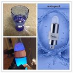 Paquet de 10 Lumières LED pour Ballons 7 Couleurs Clignotante Imperméable Mini Ampoules LED Luminaires de Partie pour Lanternes en Papier Extérieur Fête de Mariage Decoration Florale de la marque BeiLan image 2 produit