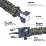 Paracord Bracelet de la marque Sahara Sailor image 1 produit