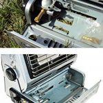 Poêle Campingaz chauffage à gaz Portable Double attaque gPL/Butane + 1cartouche originale en hommage de la marque ALTIGASI image 2 produit