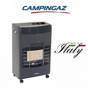 Poêle Réchauffeur transportable infrarouge IR5000Campingaz avec Saturation Détecteur oxygène–Fabriqué en Italie de la marque ALTIGASI image 0 produit
