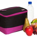 Polar Gear Sac déjeuner personnel actif isotherme Couleur framboise de la marque Polar Gear image 1 produit
