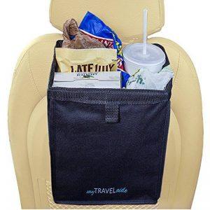 Poubelle de Voiture Unique par MyTravelAide - Premium, Etanches, Sac poubelle accrochable pour les véhicules bateau à voile, chaloupe , poids lourd de la marque MyTravelAide image 0 produit