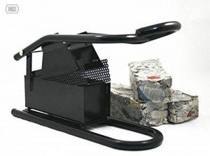Presse à briquettes.- Compacteur de papier.- Fabriqué en Europe de la marque Gadget Factory image 0 produit