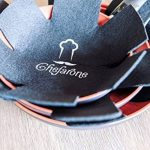 Protège poêles et séparateur de casseroles Cherafone – Lot de 5 – Parfaits pour éviter les rayures sur des poêles anti-adhésives, ainsi que sur des poêlons en acier inoxydable, en fonte ou en grès de la marque Chefarone image 5 produit