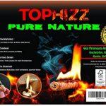 Pure Nature - 2 kg Allume-Feu-Naturel en cire de qualité supérieure - Certifié FSC - Sans grime - Briquet pour barbecue briquet pour four à bois inflammateur biologique inflammateur écologique de la marque Pure Nature image 4 produit