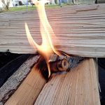 Pure Nature - 2 kg Allume-Feu-Naturel en cire de qualité supérieure - Certifié FSC - Sans grime - Briquet pour barbecue briquet pour four à bois inflammateur biologique inflammateur écologique de la marque Pure Nature image 2 produit