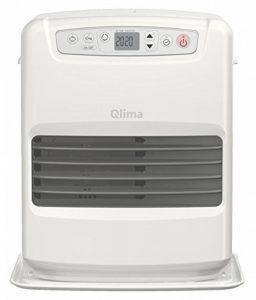 Qlima SRE23C-2 Poêle à pétrole électronique 2800 W, Blanc de la marque Qlima image 0 produit
