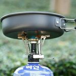 Réchaud de Camping à Gaz Pliable et Portable avec Allumage Pour Camping Randonnée Pique Nique Barbecue PluieSoleil de la marque PluieSoleil image 3 produit