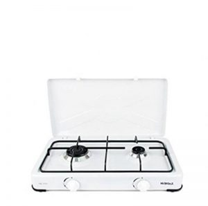 Réchaud à gaz plaque de cuisson 2feux de camping Cuisinière à gaz Four Gaz ng3006 de la marque amara-global image 0 produit