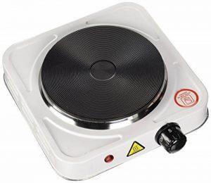 Réchaud électrique 1000W réglable plaque en fonte Voyage Camping 152mm de la marque Tempo di Saldi® image 0 produit