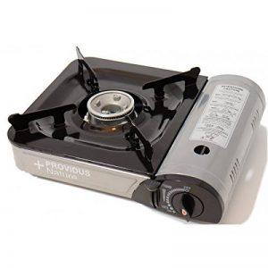 Rechaud gaz portable 2.2 KW Providus FC 300 G. Rechaud camping gaz 1 plaque piezo pour bouteille de gaz camping de la marque Providus image 0 produit