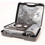 Réchaud gaz portable 2.2 kw Providus FC300G piezo + 4 cartouche gaz butane camping de la marque Providus image 3 produit
