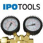 Régulateur de pression pour gaz de protection Argon/CO2 vers soudeur MIG/MAG de la marque IPOTOOLS image 4 produit