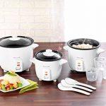 Rosenstein & Söhne cuiseurs à riz avec garder au chaud, 1 litre de la marque Rosenstein & Söhne image 2 produit
