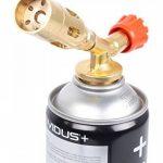 Rothenberger Lampe à souder avec 3 bouteilles de gaz 730° C de la marque Rothenberger image 1 produit