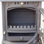 Royal FireTM Poêle en fonte pour poêle à bois et charbon de la marque Royal FireTM image 2 produit