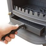 Royal FireTM Poêle en fonte pour poêle à bois et charbon de la marque Royal FireTM image 3 produit