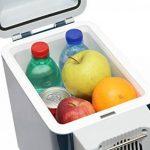 Sac isotherme électrique réfrigérateur 7,5L, portable, mini frigo de voyage pour voiture, chaud-froid, avec bandoulière de la marque LGVSHOPPING image 3 produit
