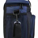 Sac Isotherme Repas S2: InsigniaX Thermos Lunch/Dejeuner Bag/Box Pour Les Hommes Femme Fille Garcon Bebe Enfant Travail Avec Tupperware Taille 25,4 x 13 x 23,3 cm (Grand, Bleu Roi) de la marque InsigniaX image 2 produit