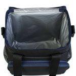 Sac Isotherme Repas S2: InsigniaX Thermos Lunch/Dejeuner Bag/Box Pour Les Hommes Femme Fille Garcon Bebe Enfant Travail Avec Tupperware Taille 25,4 x 13 x 23,3 cm (Grand, Bleu Roi) de la marque InsigniaX image 3 produit