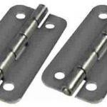 Seachoice 50-76891Igloo Lot de 2 charnières de rechange en acier inoxydable pour frigo de la marque SEACHOICE image 1 produit