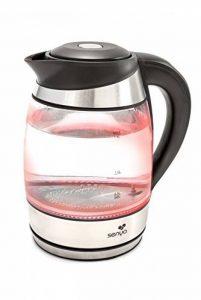 SENYA SYBF-K011 Bouilloire électrique Tea colours - Verre de la marque Senya image 0 produit