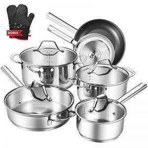 set de poêle et casserole TOP 11 image 0 produit