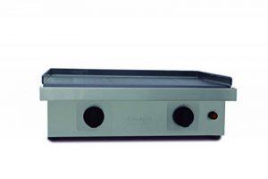 Simogas SILVER-60 Acier Plancha à Gaz Acier/Inox de la marque Simogas image 0 produit