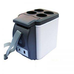 SL&BX Mini Groupe De Refroidissement,Congélateur Et Réfrigérateur Glacière Réfrigérateur Mini Voiture Mini-frigo Portable Réfrigérateur De Voiture de la marque SL&BX image 0 produit