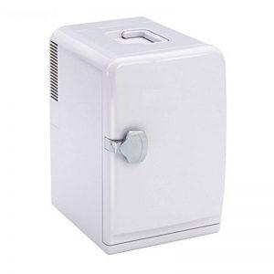 SL&BX Mini groupe de refroidissement,Glacière-warme réfrigéré réfrigérateur boîte frigo maison voiture avec mini-frigo 15l litres réfrigérateur de voiture-blanc 28.5x33.5x43.5cm(11x13x17inch) de la marque SL&BX image 0 produit