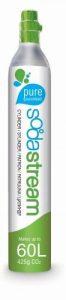 Sodastream Cylindre de Recharge de Gaz CO2 pour Machine à Gazéifier de la marque Sodastream image 0 produit