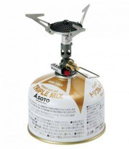 SOTO Micro Regulator Stove brûleur à réchaud gaz de la marque SOTO image 0 produit