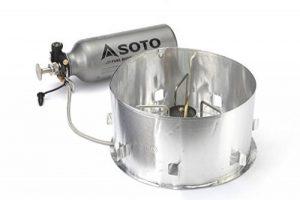 SOTO support pour réchaud muka réchaud essence de la marque SOTO image 0 produit