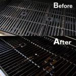Sourl Brosse de Nettoyage pour Barbecue - Brosse 3 en 1 de 45cm en fil d'acier inoxydable tissé - Convient pour barbecue à charbon, électrique et à gaz - Anti-rouille, ergonomique et efficacex de la marque Sourl image 5 produit