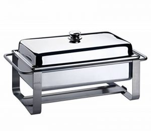 Spring Gastro plat-réchaud avec couvercle 4025000610 de la marque Spring image 0 produit