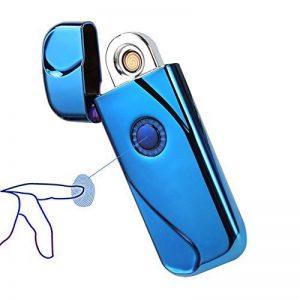 Sun_lighter Briquet USB sans flamme à reconnaissance d'empreinte digitale de la marque Sun_lighter image 0 produit